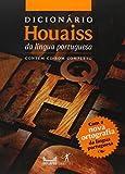 capa de Dicionário Houaiss Da Língua Portuguesa - Novo