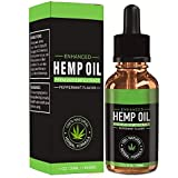 HEMP SEED OIL ORGANIC PAIN RELIEF ヘンプシードオイルオーガニックペパーミント風味