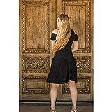 Funfash KS3 Plus Size Women Open Shoulder A Line