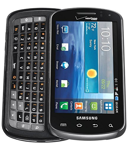 Samsung Stratosphere SCH i405 Android Black