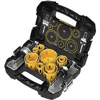 DEWALT D180005 Kit de sierra de perforación de 14 piezas