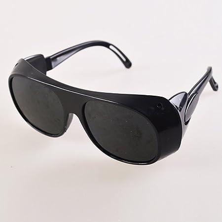 Máscara de seguridad antigolpes y antideslumbrante para soldar, resistente al viento, gafas protectoras: Amazon.es: Bricolaje y herramientas