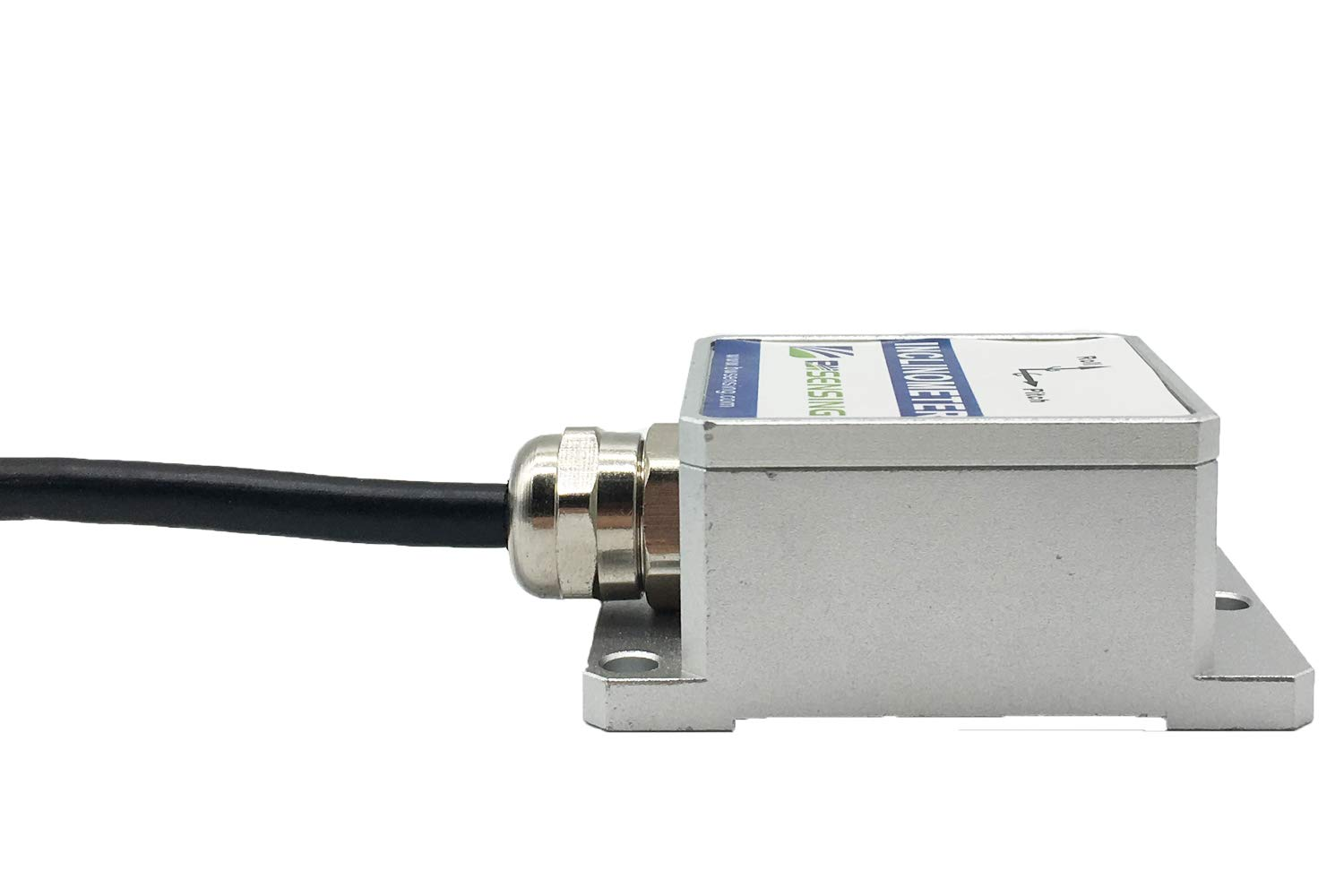 Bwsensing Tilt Sensor BWL327s Dual Axis Inclinometer with 0.01 Degree Resolution and 0.1 Degree Accuracy RS232 RS487 TTL Output with Modbus
