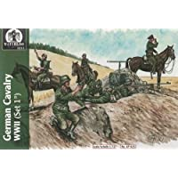 Militari Armi Cavalary seconda guerra mondiale, 1 ° c. (1:72)
