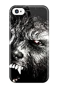 meilinF000Brand New 5c Defender Case For Iphone (the Wolfman Closeup People Movie)meilinF000
