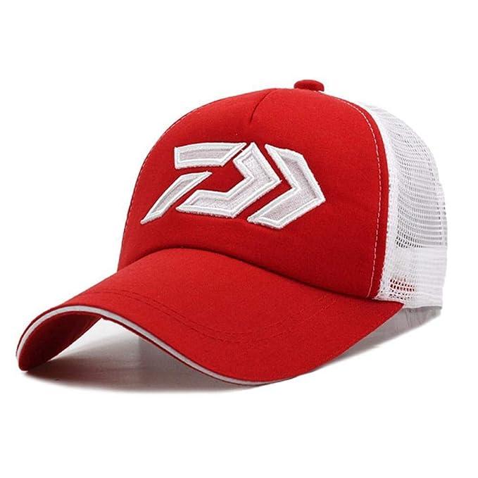 DAIWA PEAKED BASEBALL CAPS CAP NEW CHOOSE COLOUR