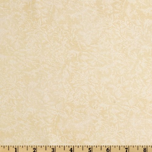 Michael Miller Fairy Frost Ivory Fabric By The Yard - Michael Miller Cream