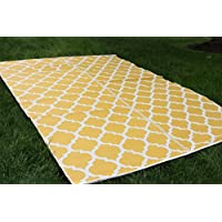 Amazon Com Yellow Area Rugs Area Rugs Runners Amp Pads