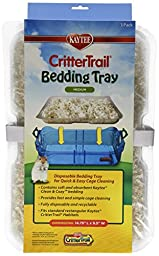 Kaytee Critter Trail Bedding Tray Habitat