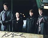 Signed Xavier Samuel Photo - Twilight Breaking Dawn 8x10 w COA Riley Biers #1 - Autographed College Photos