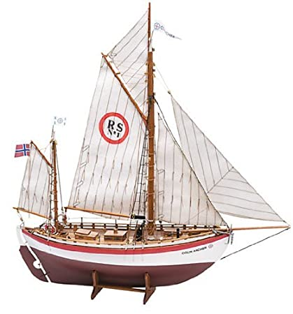 Amazon.com: Billing Boats 1:40 Scale Colin Archer RS1 Model ...