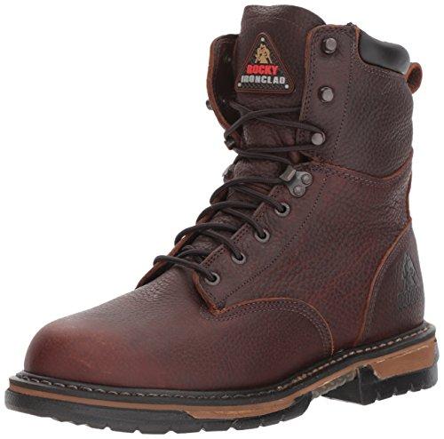 rocky steel toe waterproof boots - 4