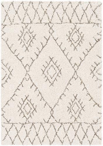 Bohemian Area Rug Rectangle 6'7