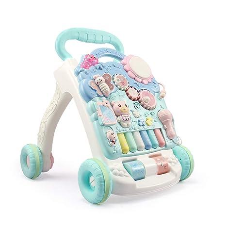 Cochecito de bebé para bebés, juguete multifuncional ...