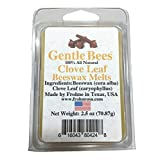 Gentle Bees Clove Leaf Beeswax Melts by Gentle Bees