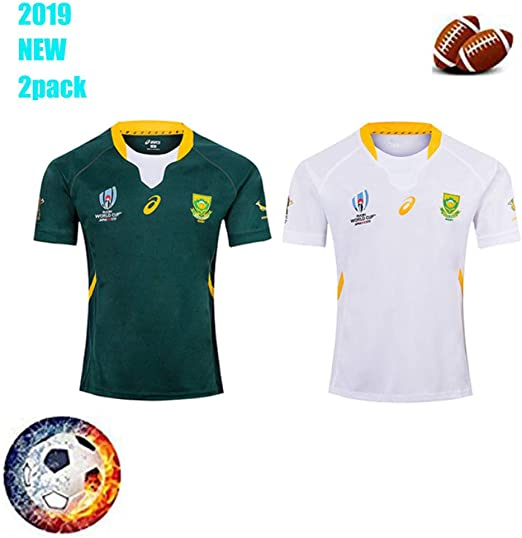 ZSDFGH Rugby Jersey,2019 Cotton Jersey T-Shirt,Camiseta De Rugby ...