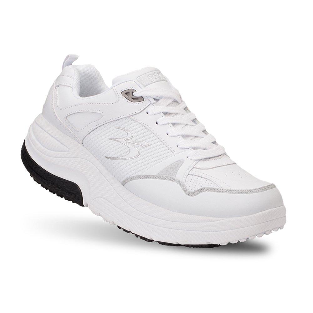 Gravity Defyer Men's G-Defy Iokia Athletic Shoes 10.5 W US|White