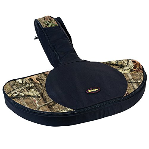 Allen Armor Fitted Crossbow Case, Mossy Oak Break-Up Infinity Armor Shotgun Case