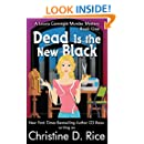 Dead Is the New Black (Laura Carnegie Murder Mysteries Book 1)