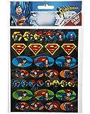 Superman Sticker Sheet