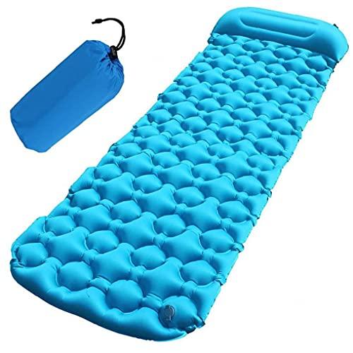 Zelfopblazende Camping Slaapkussen, Camping Bed Waterdicht Folding Camping Slaapmat Outdoor Draagbare Camping…