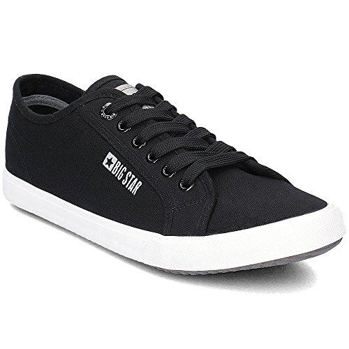 Big Star W174556 - W174556 - Color Black - Size: 40.0 (Big Star Shoes)