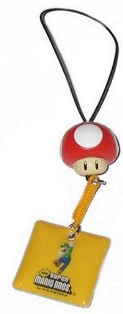 Amazon.com: Nintendo Super Mario Bros. Rojo Seta Luigi ...