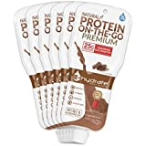 E-hydrate Protein On-the-Go PREMIUM, Chocolate, 6-count