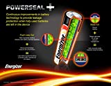 Energizer MAX AA Batteries, Designed to Prevent