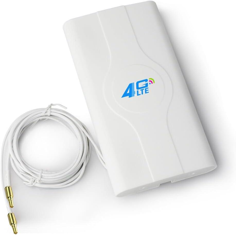 Lafalink LF-ANT4G01 3G 4G LTE CRC9 MIMO Antena externa para ...