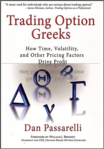 Good book on trading options