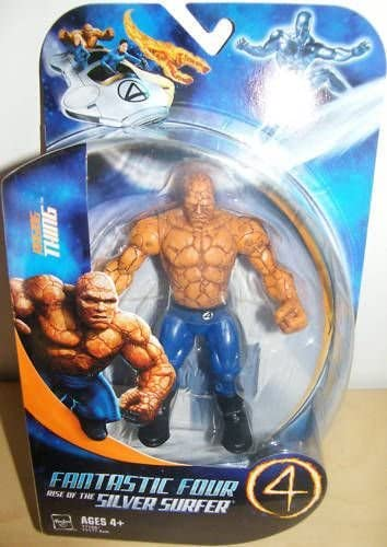 B000M6CWIA Fantastic 4 Action Figure Raging Thing 51qldshxT2BL