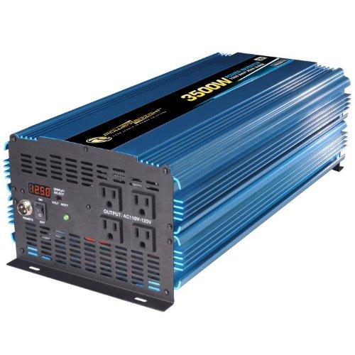 Power Bright 3500 Watt 12 Volt Power Inverter