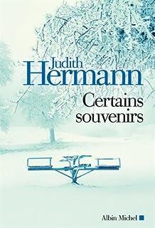 Certains souvenirs, Hermann, Judith