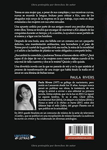 Nunca es tarde si la «bicha» es buena (Spanish Edition): Paula Rivers: 9788417139070: Amazon.com: Books