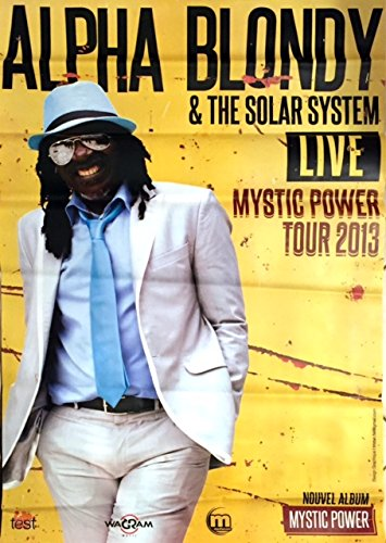 alpha blondy mystic power