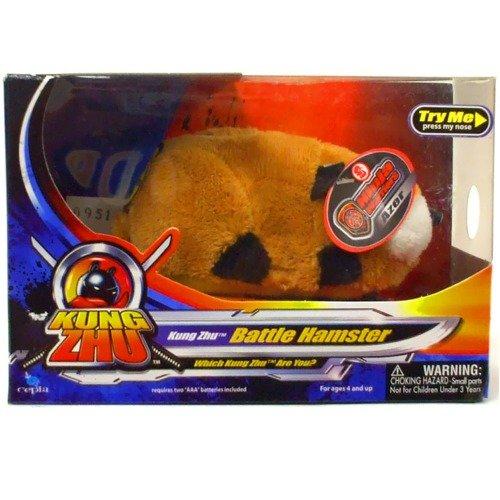 Kung Zhu Ninja Warrior Battle Hampster Azer by Zhu Zhu Pets ...