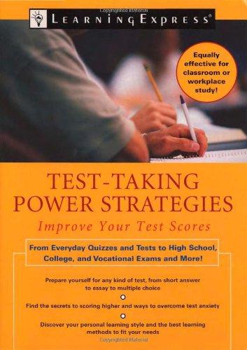 Test-Taking Power Strategies