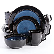 Gibson Elite Bella Galleria 16-Piece Dinnerware Set Service for 4