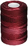 Iris Nylon Crochet Thread, 197-Yard, French Wines
