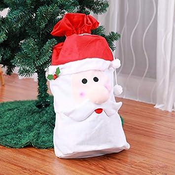 Geschenktüten Weihnachten Weihnachtstüten Geschenktasche Santa Nikolaus Schneema