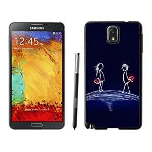 Fashion DIY Custom Designed Samsung Galaxy Note 3 Phone Case For Hand Drawn Love Propose Phone Case Cover