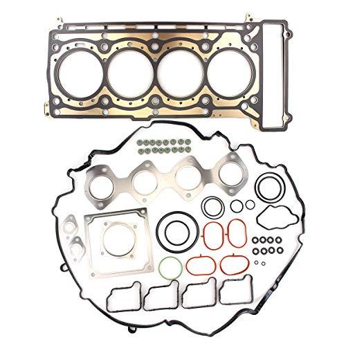 AUCERAMIC Engine Cylinder Head Gasket set for Mercedes-Benz C200 C230 E200 M271 - Mercedes Head Cylinder