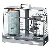 Oakton WD-37250-00 Acrylic Three Speed Hygrothermograph, 5.9'' Diameter x 13.3'' Width x 11.5'' Height