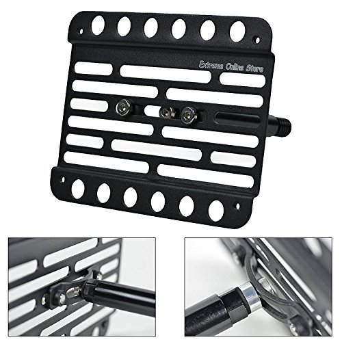 For 2003-2004 Volkswagen Golf Gti MK4 R32 Front Bumper Tow Hook License Plate Bracket Holder