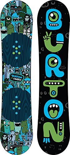 Burton - Youth Chopper Snowboard 2019, 115
