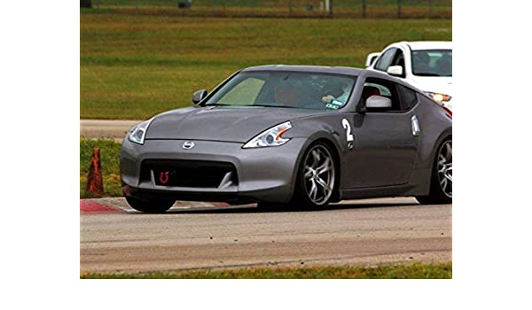 Amazon.com: AutoTecknic Aluminum Tow Hook   Nissan 370Z/ Inifiniti G37:  Automotive