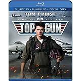 Top Gun (Two-Disc Combo: Blu-ray 3D/Blu-ray/Digital Copy)