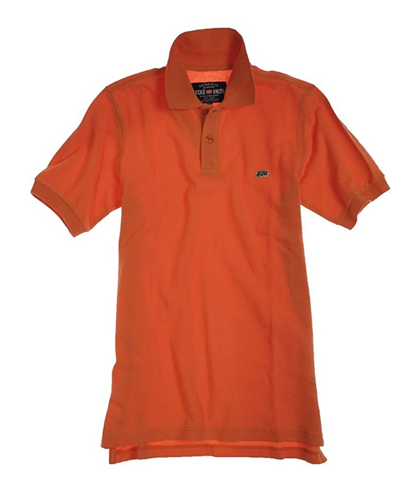 a988989f0e6 Amazon.com: Ecko Unltd. Men's Wallburner Polo: Clothing