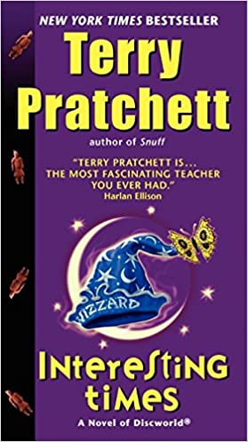 Terry Pratchett - Interesting Times Audiobook Free Online